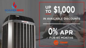Heating and Cooling Deals